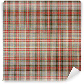 Vinylová Fototapeta Skotský tartan kontrola vzor