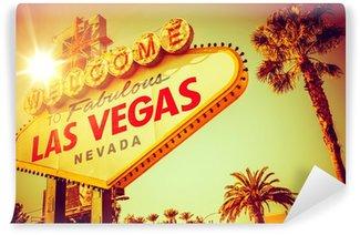 Vinylová Fototapeta Slavný Las Vegas Nevada
