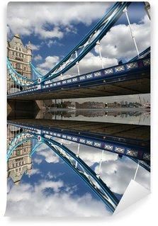 Vinylová Fototapeta Slavný Tower Bridge, London, Velká Británie
