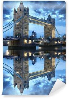 Vinylová Fototapeta Slavný Tower Bridge v Londýně, Anglie