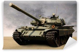 Vinylová Fototapeta Sovětský tank