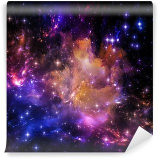 Vinylová Fototapeta Space Synergy