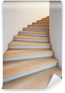 Fototapeta Winylowa Spiralne schody