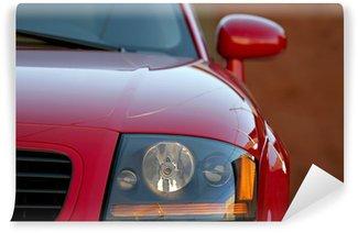 Vinylová Fototapeta Sportovní auto