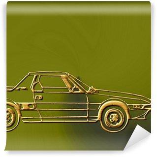 Vinylová Fototapeta Sportwagen 838728