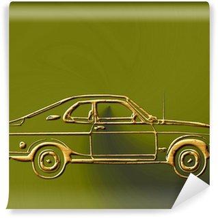 Vinylová Fototapeta Sportwagen 838746