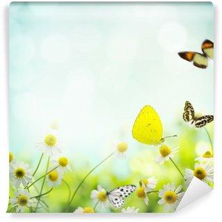 Fototapeta Vinylowa Spring Flower Background