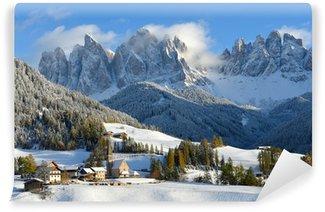 Vinylová Fototapeta St. Magdalena v zimě