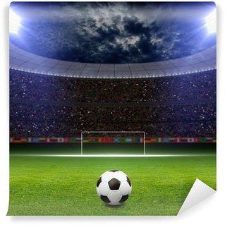 Fototapeta Vinylowa Stadion piłkarski