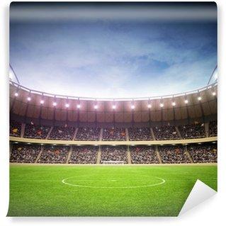 Vinylová Fototapeta Stadium noc