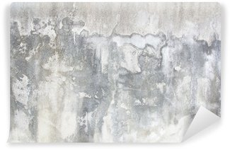 Vinylová Fototapeta Staré bílé stěny s různými odstíny.
