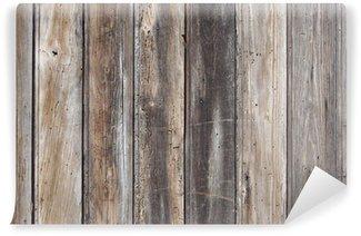 Vinylová Fototapeta Staré dřevěné prkna