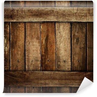 Vinylová Fototapeta Staré dřevo prkna