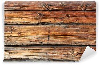 Vinylová Fototapeta Staré dřevo