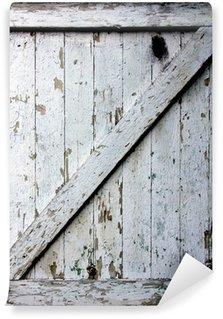 Vinylová Fototapeta Staré dveře