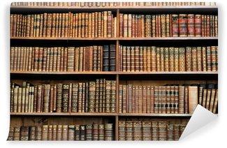 Vinylová Fototapeta Staré knihy regály ve staré knihovně ve Vídni