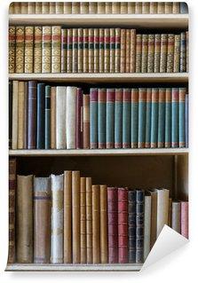 Vinylová Fototapeta Staré knihy