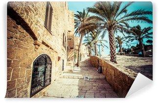 Vinylová Fototapeta Staré ulice Jaffa, Tel Aviv, Izrael