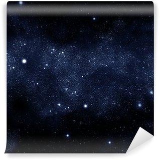 Vinylová Fototapeta Starfield Mléčná dráha