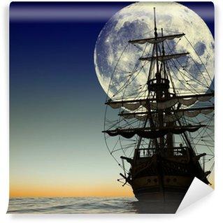 Vinylová Fototapeta Starobylé lodi