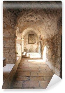 Vinylová Fototapeta Starověké Alley v židovské čtvrti, Jerusalem, Israel