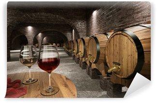 Fototapeta Vinylowa Starożytny winiarnia