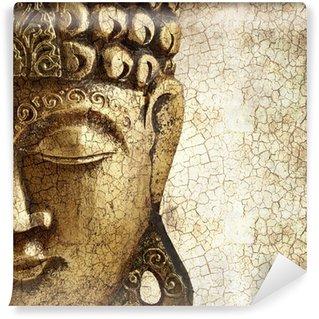 Vinylová Fototapeta Starý Buddha