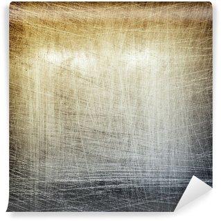 Vinylová Fototapeta Starý kovový plát
