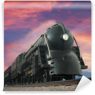 Vinylová Fototapeta Streamliner vlak