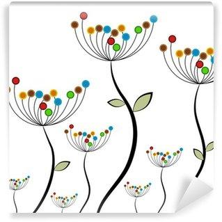 Fototapeta Winylowa Streszczenie Kwiat pole