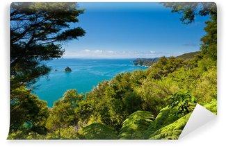 Vinylová Fototapeta Subtropický les Abel Tasman NP, Nový Zéland