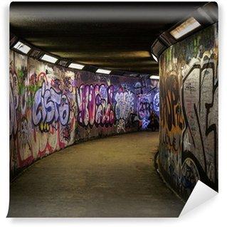 Vinylová Fototapeta Subway Art