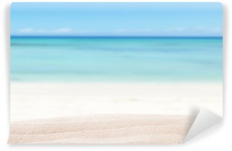 Vinylová Fototapeta Summer Beach Background