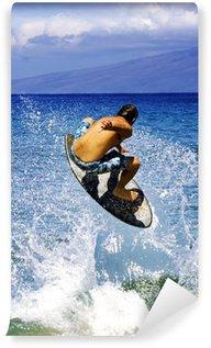 Vinylová Fototapeta Surfař v akci