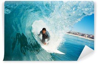 Vinylová Fototapeta Surfař