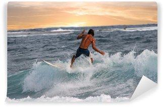 Vinylová Fototapeta Surfer 8