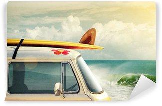 Vinylová Fototapeta Surfování způsob života