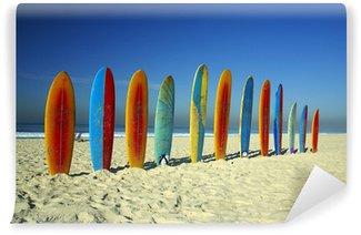 Vinylová Fototapeta Surfy