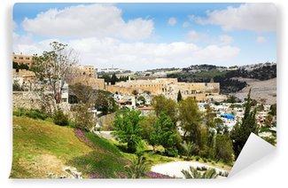 Vinylová Fototapeta Svatý Jeruzalém