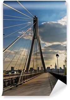 Vinylová Fototapeta Swietokrzyski most