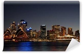 Vinylová Fototapeta Sydney opera house