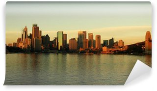 Vinylová Fototapeta Sydney panorama