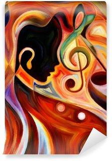 Fototapeta Winylowa Synergie Muzyki