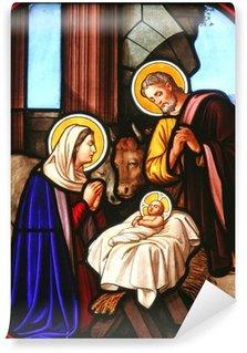 Fototapeta Vinylowa Szopka, Kościół św Katarzyny, Bethlehem