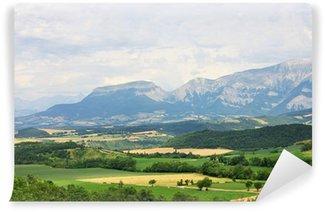 Fototapeta Winylowa Taillefer Franzoesische Alps 05
