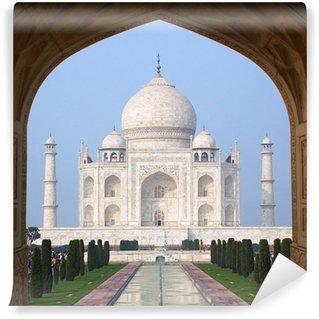 Vinylová Fototapeta Taj Mahal - Agra, Indie