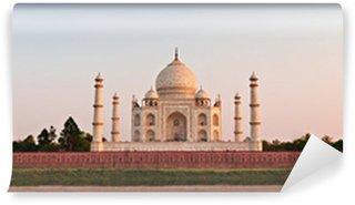 Vinylová Fototapeta Taj Mahal, Agra