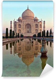 Vinylová Fototapeta Taj Mahal v Indii