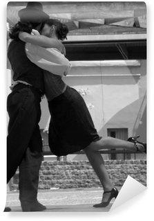 Vinylová Fototapeta Tanečníci tanga v Buenos Aires
