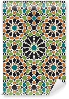 Vinylová Fototapeta Tangier hvězda Ornament